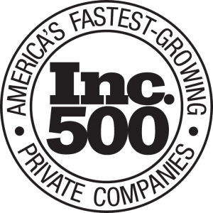 Inc5000 - America's Fastest Growing Private Companies