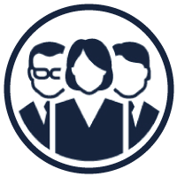 Office workers icon