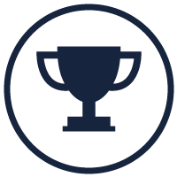 Champions/winners cup icon